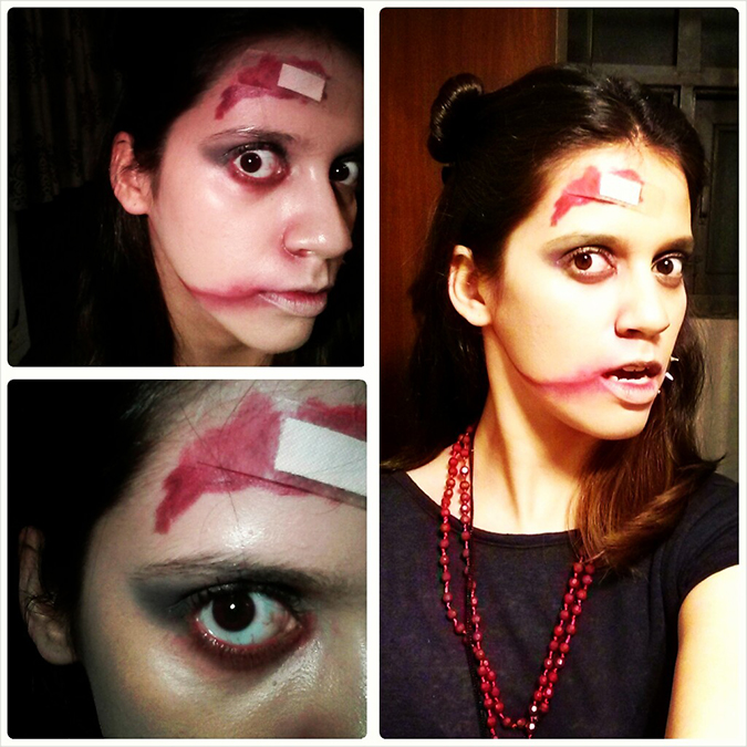 Looking Back :: { November } | Halloween Look | Akanksha Redhu