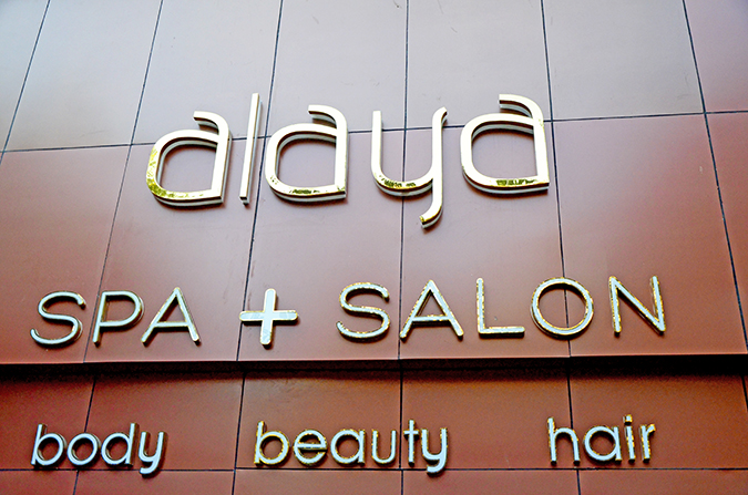 Spa Date - { Alaya Spa + Salon } | Akanksha Redhu
