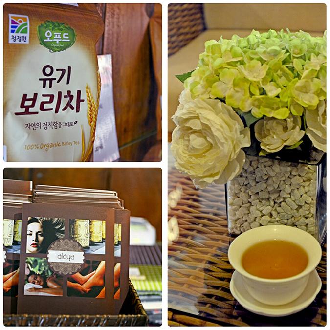Spa Date - { Alaya Spa + Salon } | Akanksha Redhu | Barley Tea