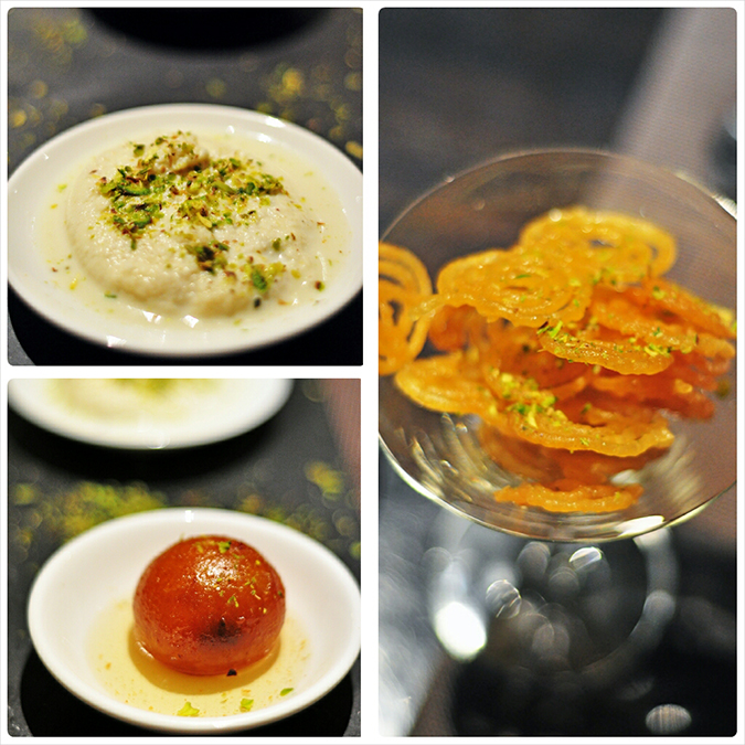{ Made in Punjab } :: Restaurant by Zorawar Kalra | www.akanksharedhu | Desserts
