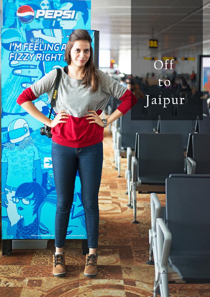 Jaipur | Le Méridien | Day 01 | www.akanksharedhu.com | Off to Jaipur