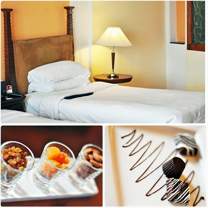 Jaipur | Le Méridien | Day 01 | www.akanksharedhu.com | Room & Amenities