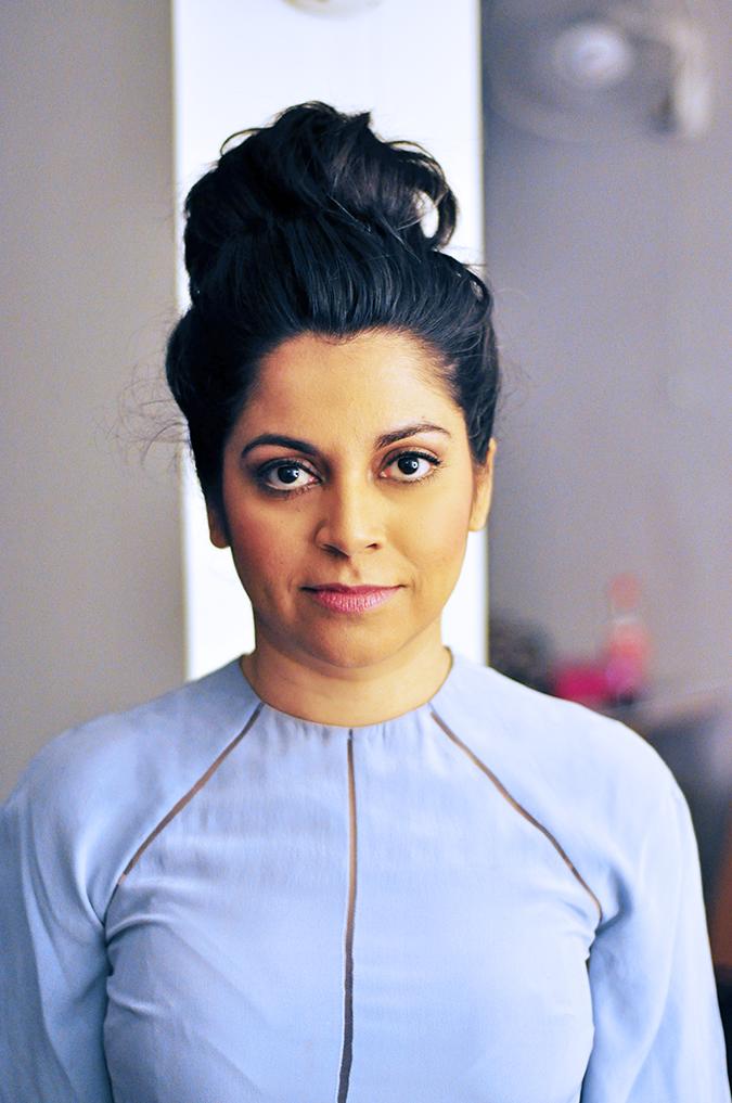 Grazia Magazine { February 2014 } | www.akanksharedhu.com | Naina