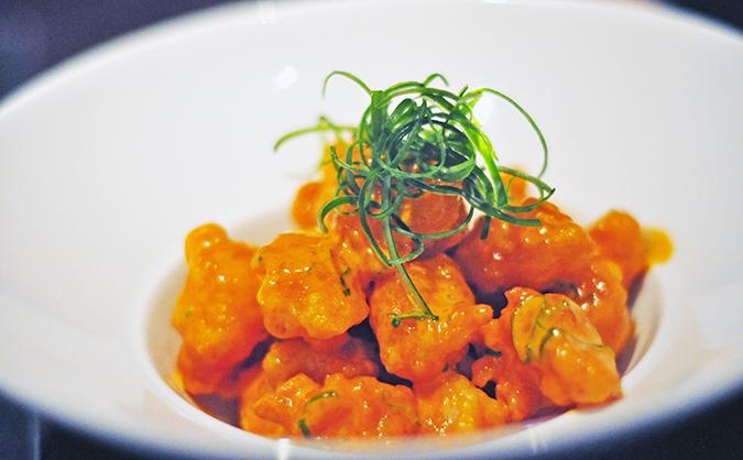 { Akira Back } :: JW Marriott   www.akanksharedhu.com   Rock Shrimp