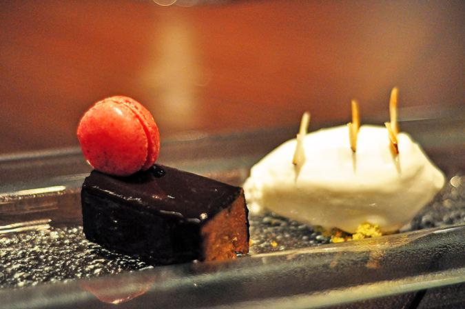 { Akira Back } :: JW Marriott | www.akanksharedhu.com | Dessert