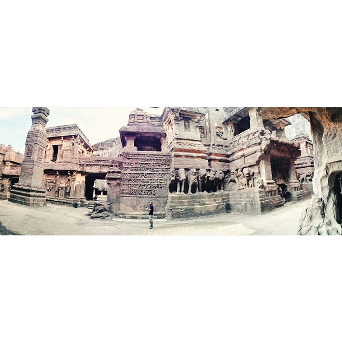 instaTravel | Road Trip | India | www.akanksharedhu.com | Ellora Caves Aurangabad