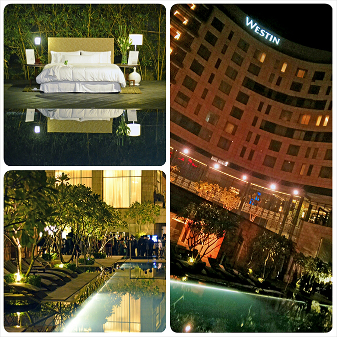 #WestinWellBeing | www.akanksharedhu.com | Launch Party