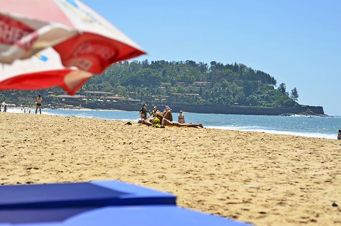 Candolim Beach | Goa | www.akanksharedhu.com | candolim beach