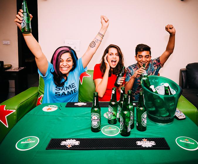 Heineken | #ShareTheSofa | www.akanksharedhu.com | goal
