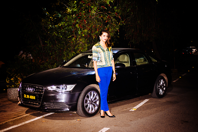 Uber - ing in Delhi | www.akanksharedhu.com | #RideInStyle | with car