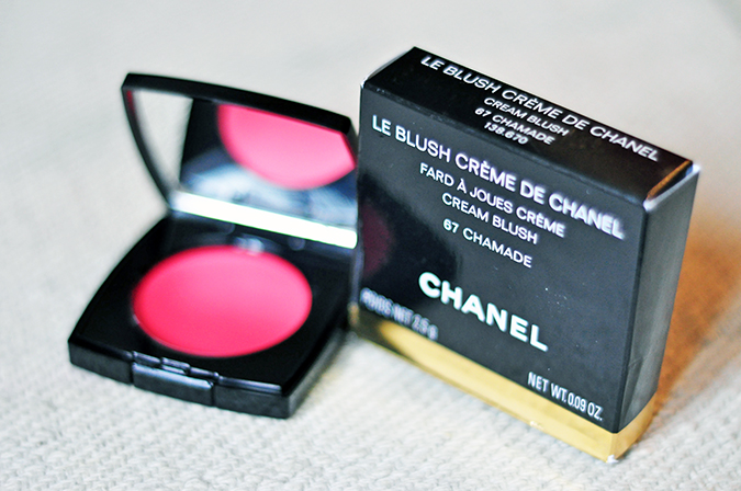 Summer Beauty Essentials | www.akanksharedhu.com | chanel blush