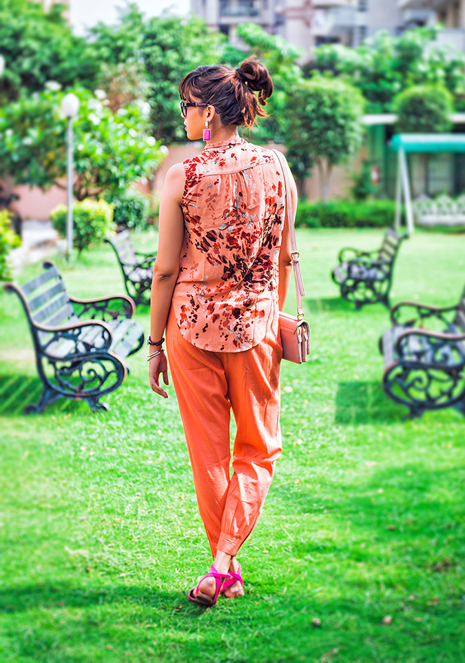 Go Bright or Go Home | www.akanksharedhu.com | full back