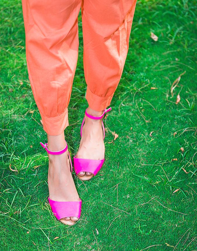 Go Bright or Go Home | www.akanksharedhu.com | shoes