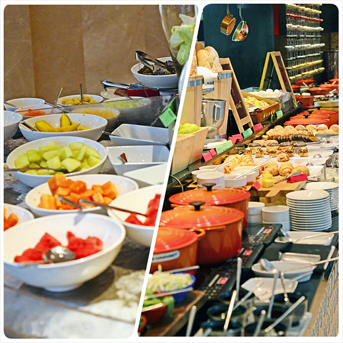 Weekend Getaway | Courtyard Marriott Gurgaon | Buffet