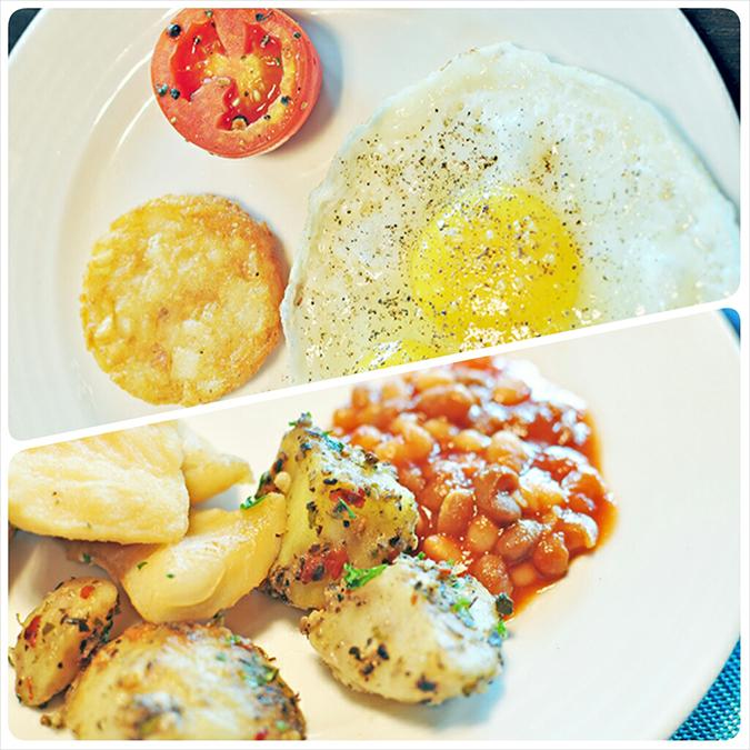 Aloft Hotels | www.akanksharedhu.com | breakfast