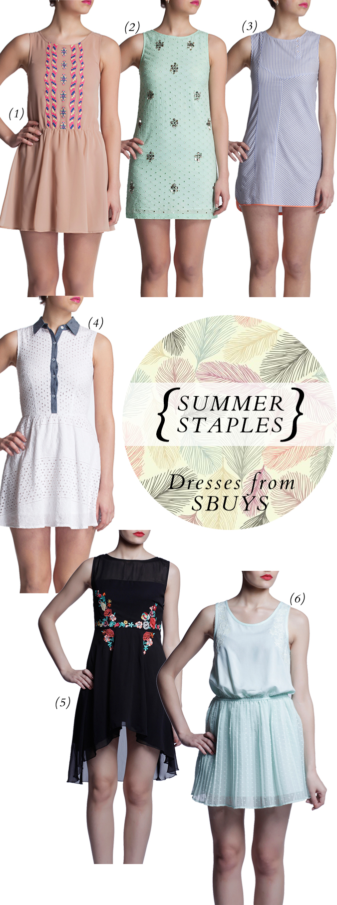 Summer Staples | Dresses | SBUYS