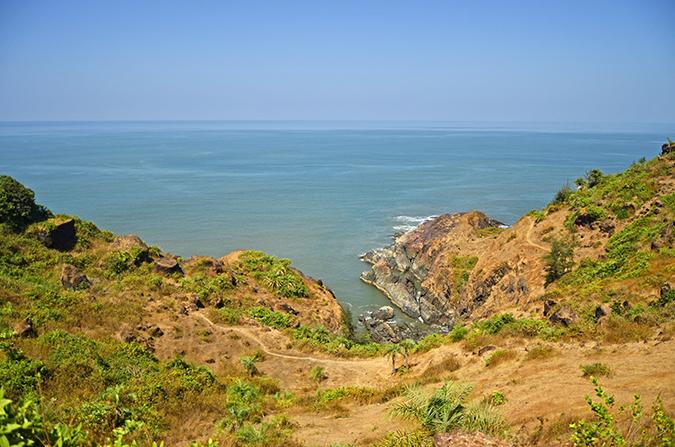 Gokarna | www.akanksharedhu.com | hilltop view