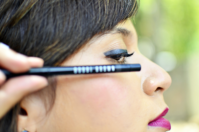 Bobbi Brown | Perfectly Defined Gel Liner | www.akanksharedhu.com | on eye