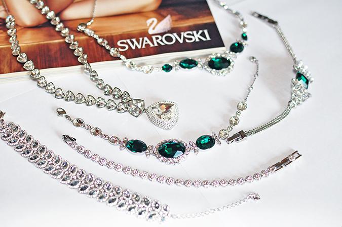 Swarovski | #StyleYourWayToParis | www.akanksharedhu.com | mag branding
