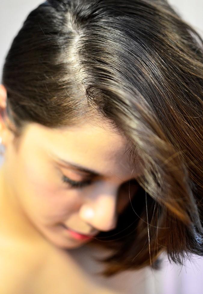 #ProofNotPromises | Pantene | www.akanksharedhu.com | hair parting