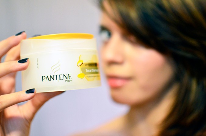 #ProofNotPromises   Pantene   www.akanksharedhu.com   hair mask in hand