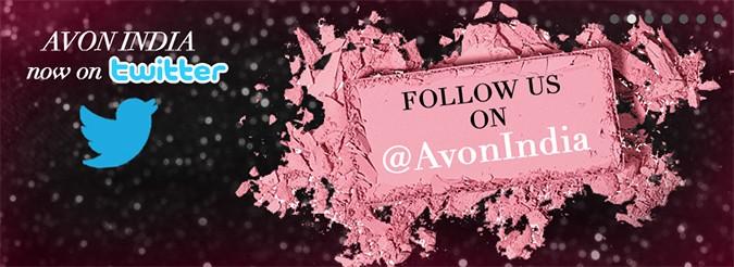 Avon India   www.akanksharedhu.com   twitter graphic