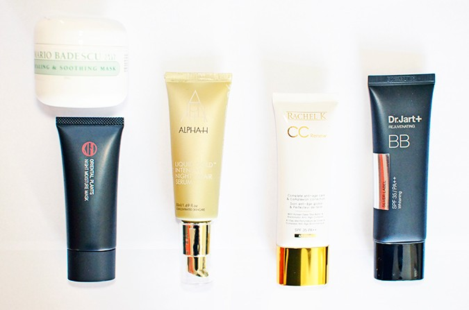 Current Beauty Faves | Luxola | www.akanksharedhu.com | all together