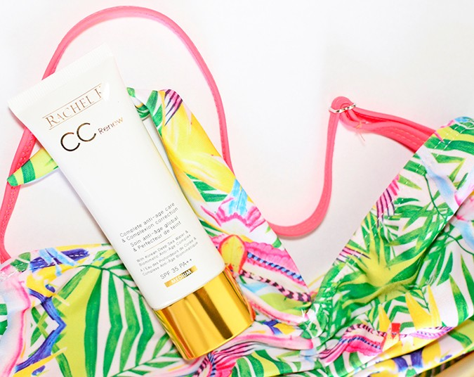 Current Beauty Faves | Luxola | www.akanksharedhu.com | cc cream tropical