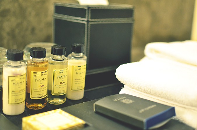 Weekend Getaway | Anya Gurgaon | www.akanksharedhu.com | kama toiletries