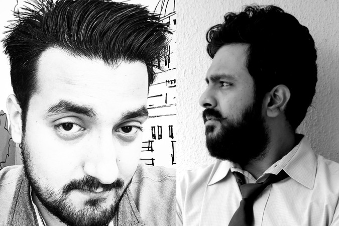 Of Movember & Bowties   Akanksha Redhu   Rahul Singh Negi & Vikram Kumar