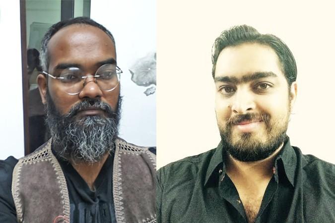 Of Movember & Bowties   Akanksha Redhu   Darshan Chandekar & Ketan Pandit