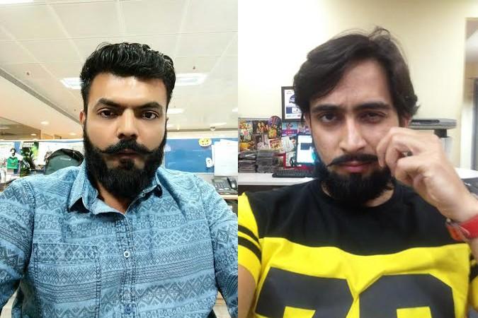 Of Movember & Bowties   Akanksha Redhu   Jimit Shah & Ramit Jain