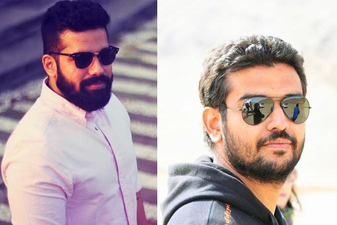 Of Movember & Bowties   Akanksha Redhu   Al Claudius & Arjun Vikram Singh