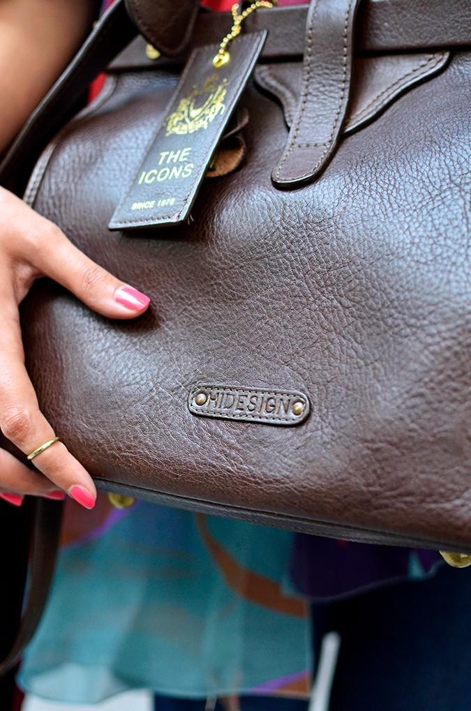 True Blue | www.akanksharedhu.com | bag details