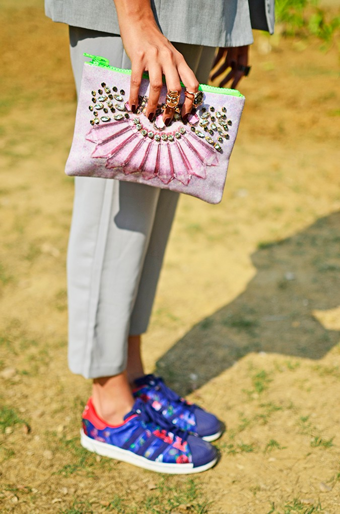 Mawi x Koovs | Akanksha Redhu | clutch & shoes