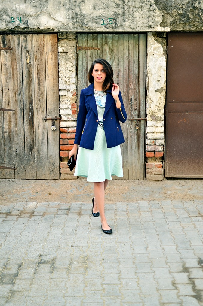 Festive Outfit | Akanksha Redhu | full front walk