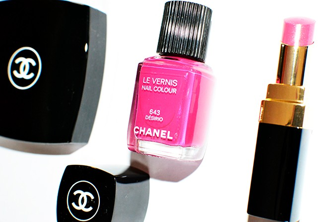 Collection Rêverie Parisienne | Chanel | Akanksha Redhu | nail paint all makeup