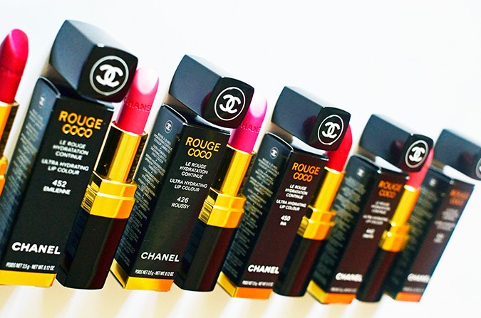 Rouge Coco Lipstick | Chanel | Akanksha Redhu | all lined with cartons