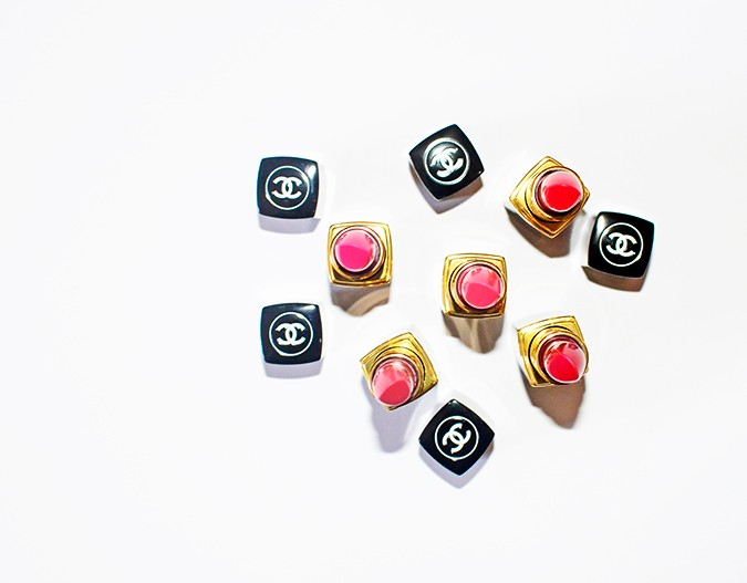 Rouge Coco Lipstick | Chanel | Akanksha Redhu | shot from top