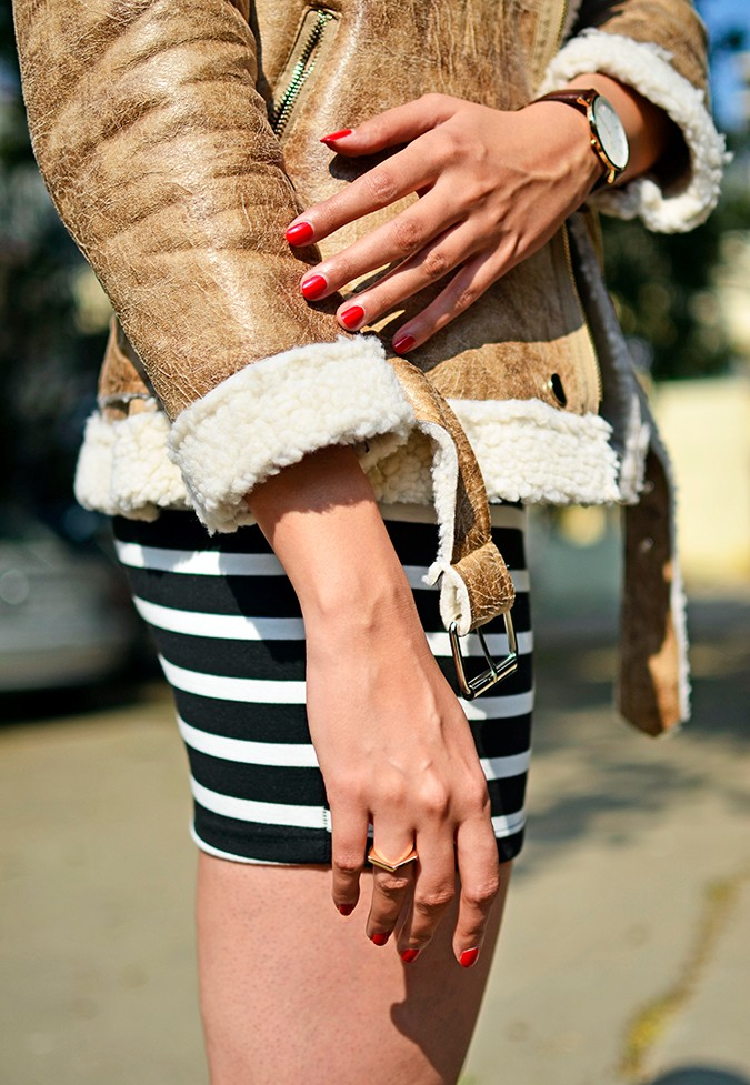 Stripes | Akanksha Redhu | bottom side half details