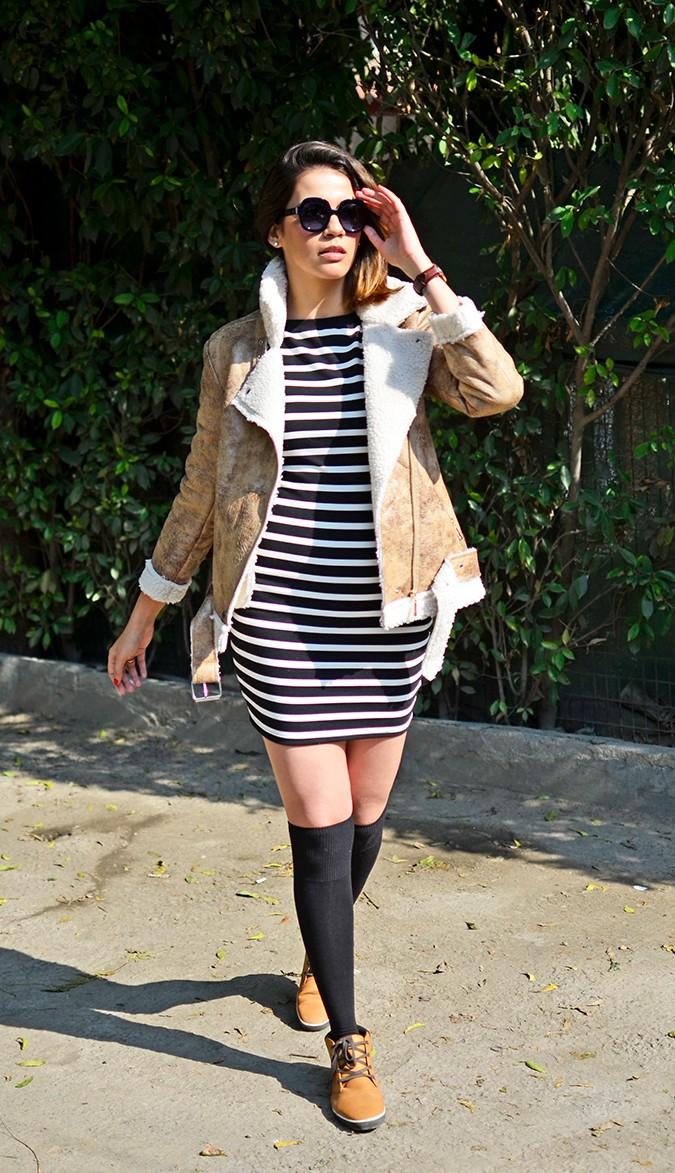 Stripes | Akanksha Redhu | walking full front