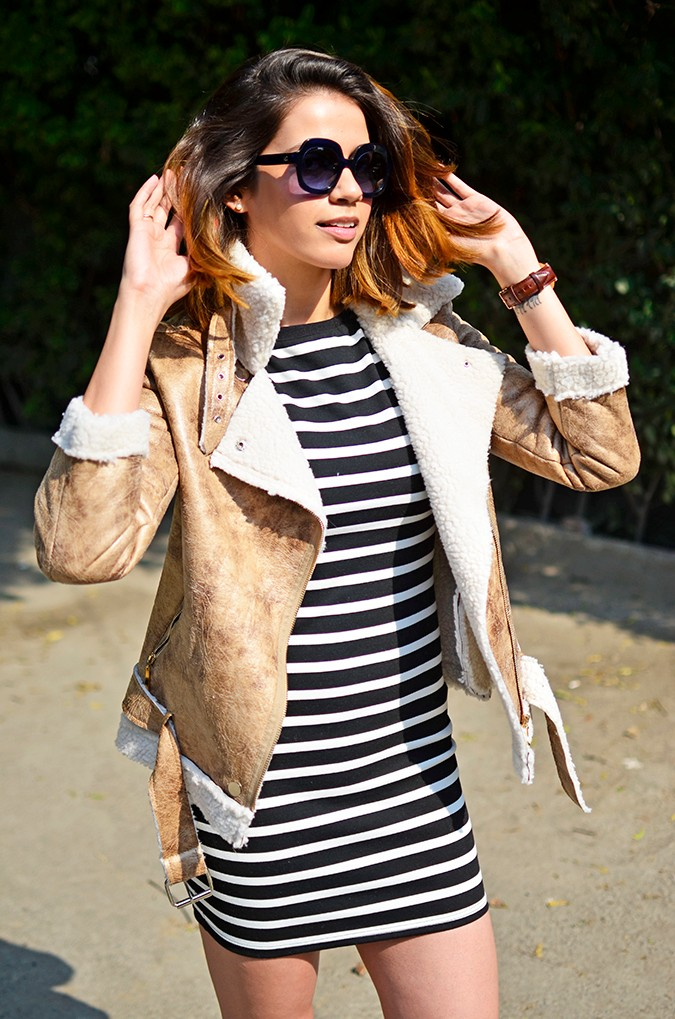 Stripes | Akanksha Redhu | half quarter arms up