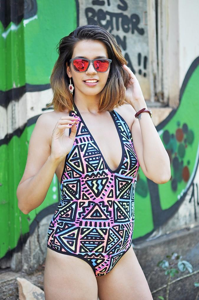 Chapora | Goa | Akanksha Redhu | half front swimwear