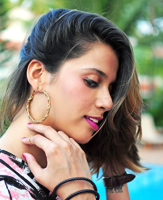 The Sweet Tropical | Akanksha Redhu | earring