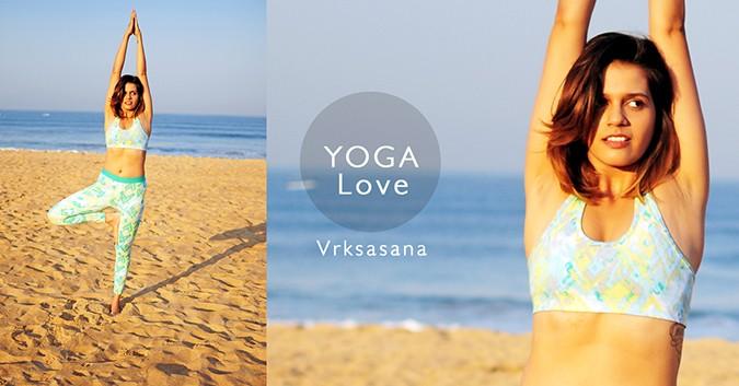 Vrksasana | Tree Pose | Akanksha Redhu