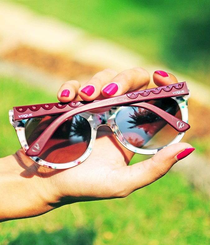 Hand-Painted Goodness | RangRage | Akanksha Redhu | Vogue Sunglasses back