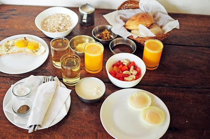 Yab Yum | Goa | Tripzuki | Akanksha Redhu | breakfast