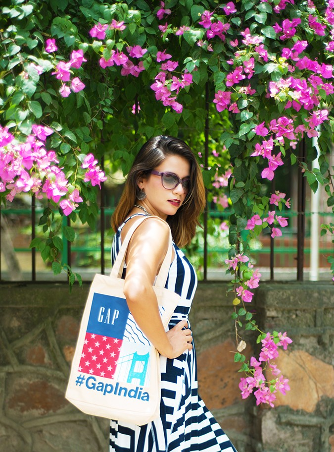 Gap India | Akanksha Redhu | #GapIndia | half side bag