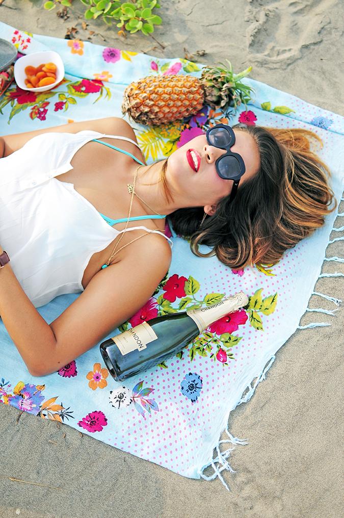 Beach Days   Goa   Akanksha Redhu   lying down