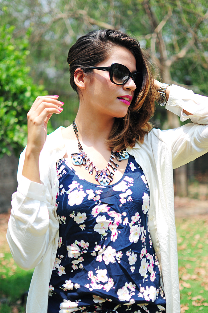 Summer Escape | Akanksha Redhu | half front closer